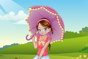 Kawaii Beauty Dressup