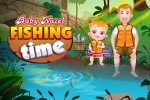 Baby Hazel: Fishing Time