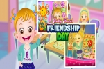 Baby Hazel: Friendship Day