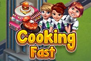 Cooking Fast: Burger & Hotdog