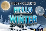 Hidden Objects: Hello Winter
