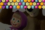 Masha and the Bear: Candy Shooter