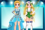 Princess: Spring Fashion Show