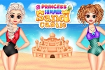 Princess Summer: Sand Castle